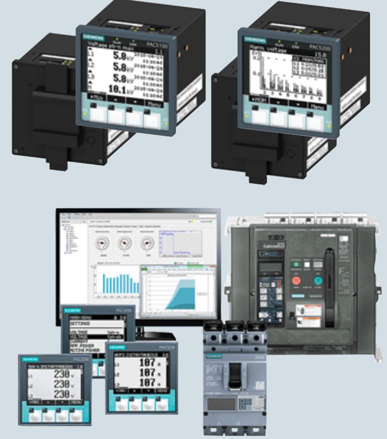 Bộ thiết bị Sentron Siemens