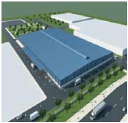 Busway Siemens dự án nhà máy Diana