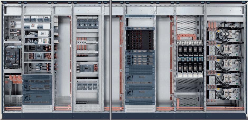 Đại lý Siemens cung cấp hệ thống tủ điện Sivacon S8