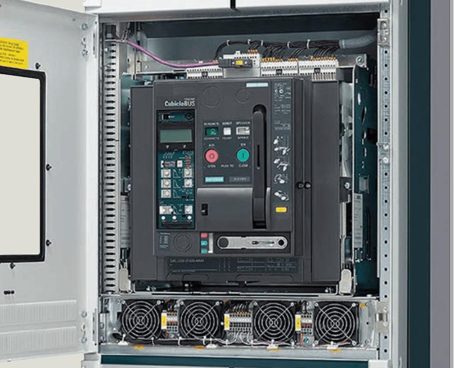 Máy cắt ACB do đại lý Siemens cung cấp