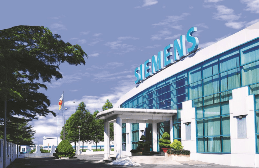 Siemens Busway Factory