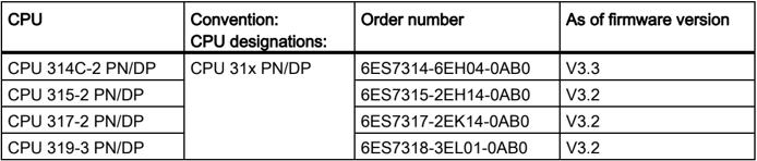 Tài liệu PLC S7 300 Siemens (CPU 31xPN-DP)