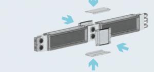 Thanh cái dẫn điện busway Siemens