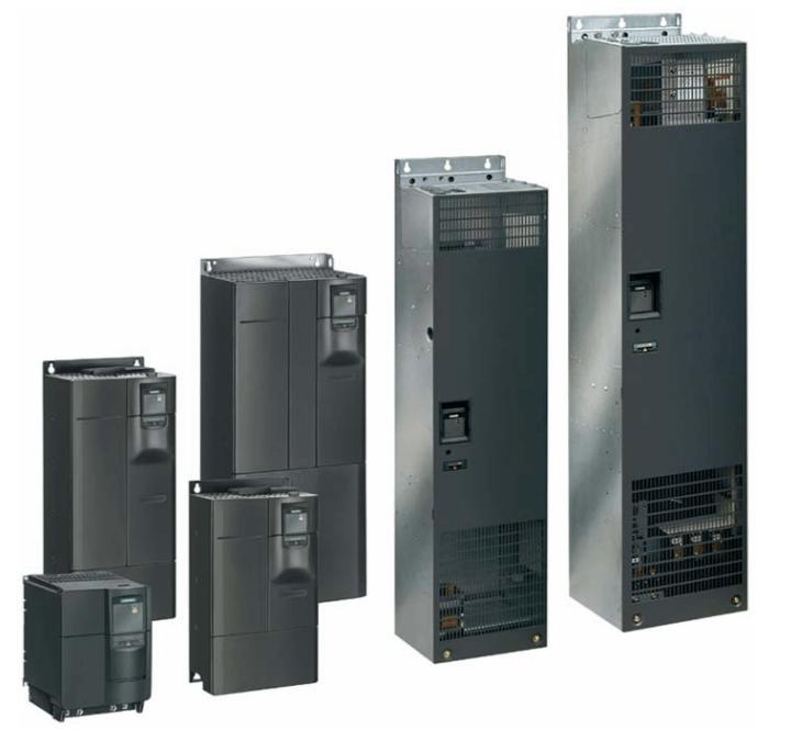 Biến tần Siemens MM430
