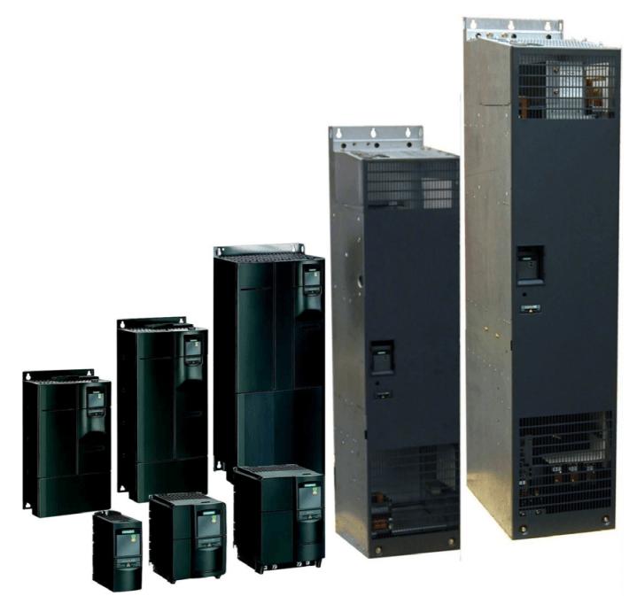 Biến tần Siemens MM440