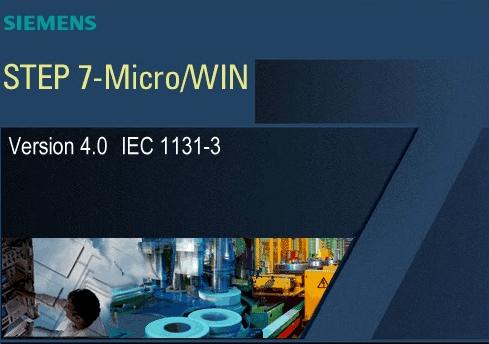 Phần mềm lập trình PLC S7 200 Step7 MicroWin V4 0 SP9