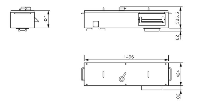 Tap off Box Size 3 - Busway LX Siemens