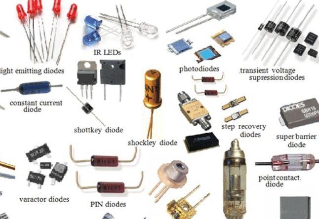 Linh kiện điện tử công suất