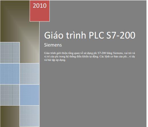 Tài liệu lập trình PLC S7 200 Siemens Tiếng Việt pdf