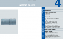 Tài liệu thông số kỹ thuật PLC S7 1200 Siemens pdf