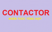 contactor là gì