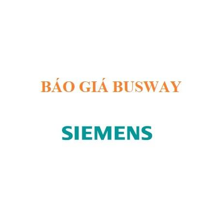 báo giá hệ thống thanh dẫn busway siemens