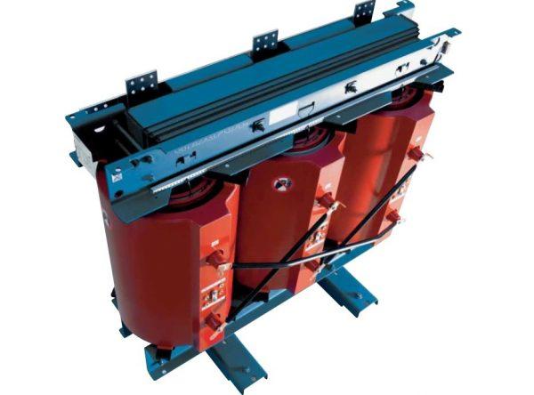 Máy biến áp Siemens Geafol