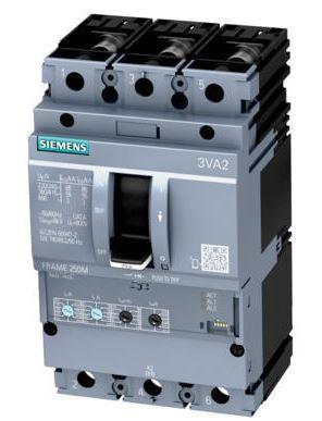 MCCB 3VA2 Siemens