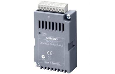 Module mở rộng 7KM PAC 4DI 2DO expansion module Sentron Siemens
