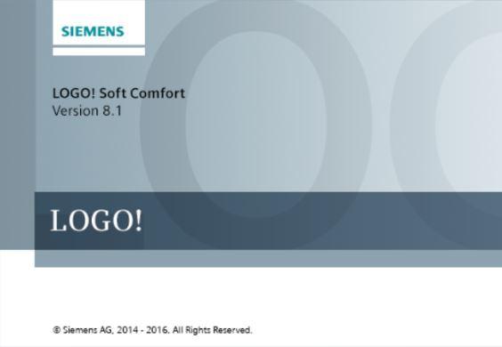 Phần mềm lập trình PLC Logo Soft Comfort V8.1