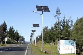 Đèn điện mặt trời