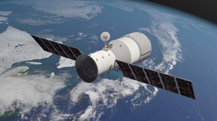 Pin mặt trời vệ tinh vũ trụ