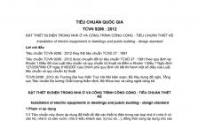 TCVN 9206 - 2012