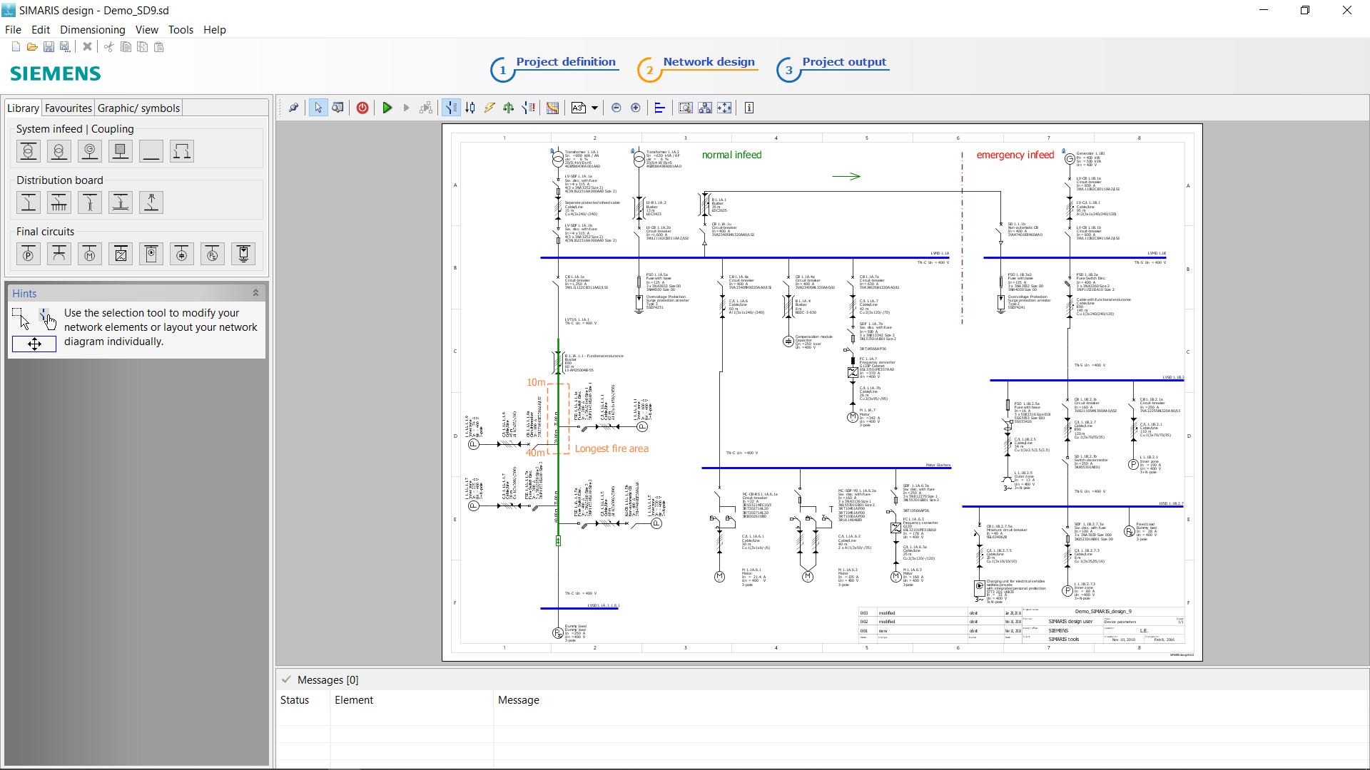 Phần mềm Simaris Design Siemens