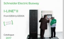 I-Line II Catalogue Busway Schneider 2017