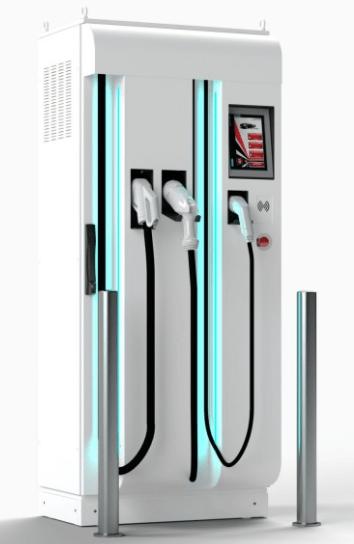 Sạc điện nhanh ô tô công suất 50 kw