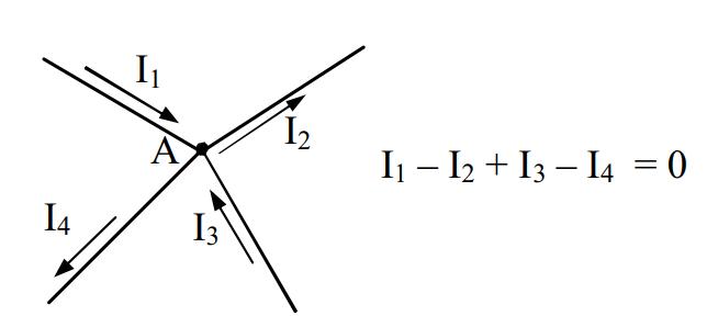 Ví dụ 2 định luật Kirchhoff 1
