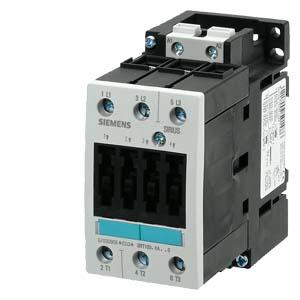 Contactor Siemens 3RT1034 3RT2027