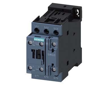 Contactor Siemens 3RT2027