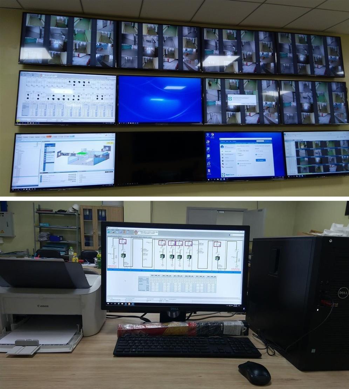 Hệ thống giám sát quản lý điện năng PMS Siemens