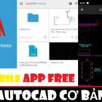 Tải và cài đặt autocad mobile app free
