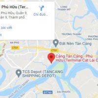 Busway Tân cảng Phú Hữu