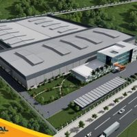 Busway dự án nhà máy nhôm Topal