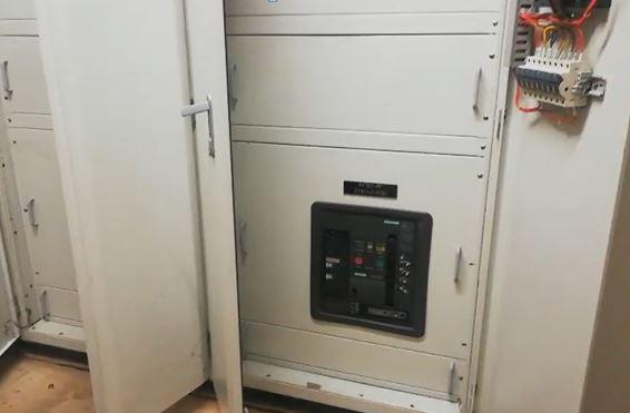 Cung cấp máy cắt ACB 2500A Siemens