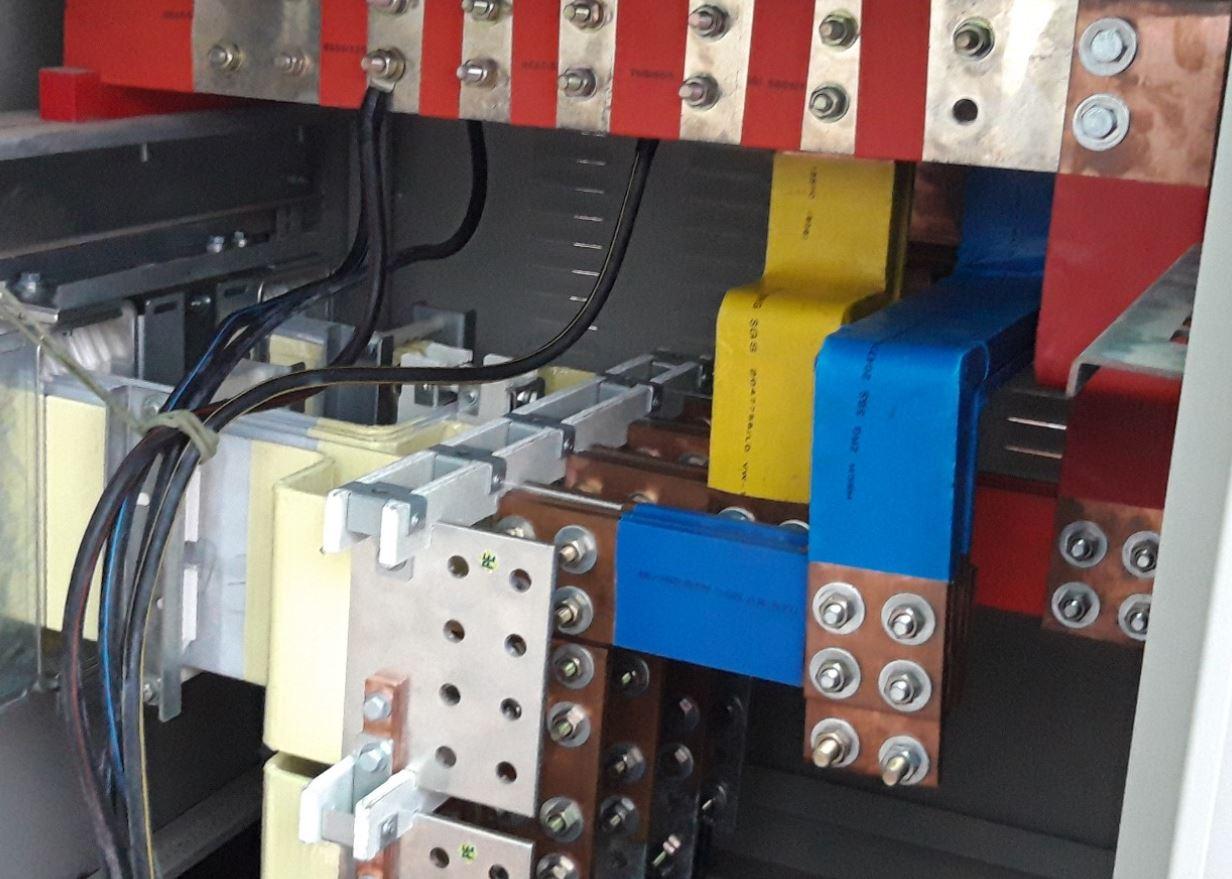 Lắp đặt Busway vào tủ điện 2