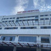Dự án bệnh viện Đa khoa Việt Đức Phú Thọ